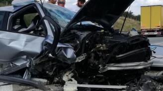 Петима са ранени при катастрофа снощи в Пловдив