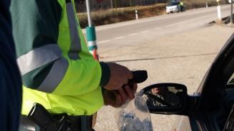 Арест за пиян шофьор, спрян в района на Балчик