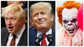 Те изглеждат като клоуни и това кара хората да ги подценяват