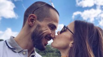 Наум Шопов вдига сватба преди бебето