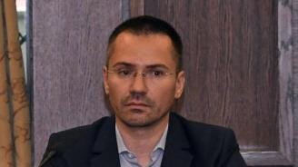 ЦИК наложи глоба на Ангел Джамбазки за нарушение на Изборния кодекс