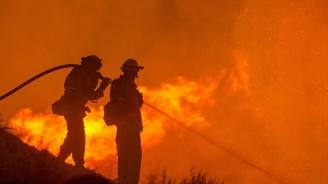 В Гърция е обявен червен код заради опасност от горски пожари