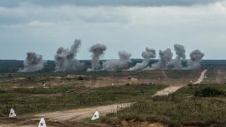 Петима са ранени при нови взривове във военен склад в Русия