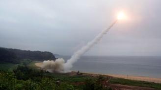 Северна Корея изстреля два неидентифицирани снаряда в посока Японско море
