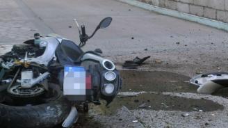 Моторист загина на пътя Асеновград - Пловдив