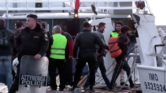 """Малта прие 39 мигранти, спасени през нощта от кораба """"Оупън армс"""""""