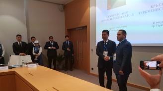 Караниколов: Готови сме да подкрепим туркменистански фирми, които искат да инвестират в България