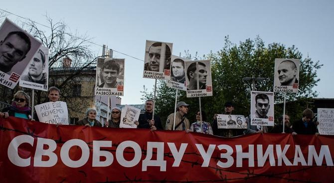 Московската опозиция заяви, че може да не признае резултата от