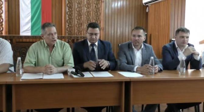 Кандидатът на ВМРО за кмет на Сопот е Веселин Личев