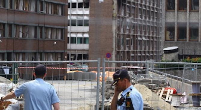 Заподозреният в убийство и опит за убийство норвежки младеж, открил