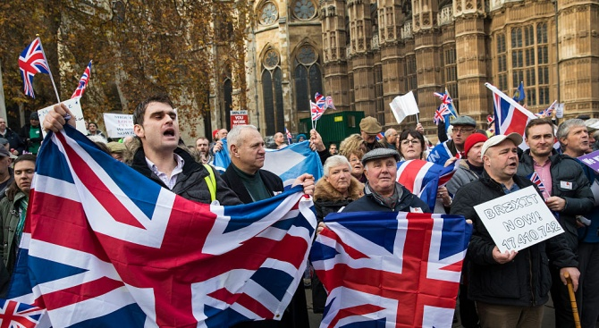 Повечето британци са на мнение, че премиерът Борис Джонсън трябва