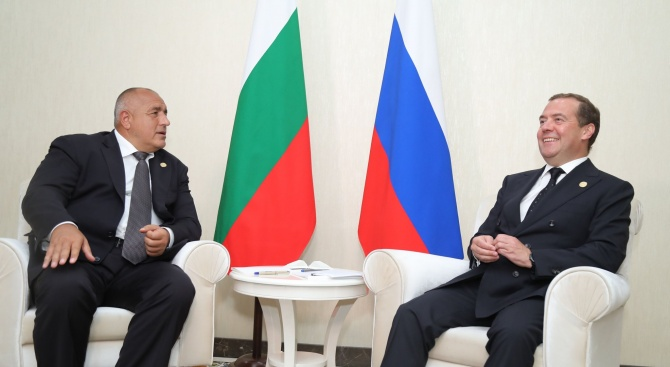 Диалогът между Русия и България по време на Първия Каспийски