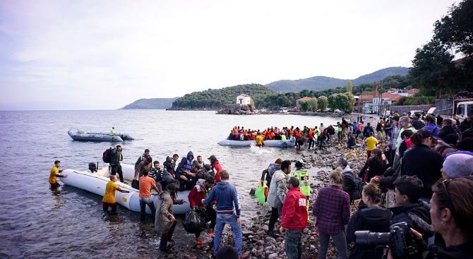 Гърция отчете, че притокът на нелегални мигранти към страната е