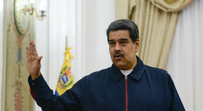 Мадуро: ООН да настоява САЩ да анулират указа, блокиращ активите на Венецуела