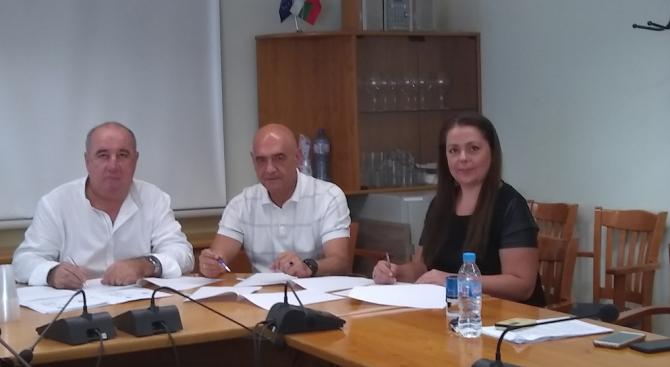 НЗОК и синдикатите подписаха осмия за системата Колективен трудов договор