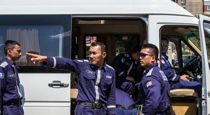 В Малайзия намериха тялото на момичето, което бе издирвано от над 350 души