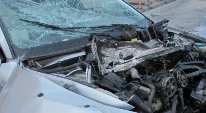 На територията на област Пловдив са регистрирани най-много тежки транспортни