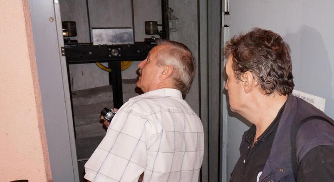 Обраха асансьори в Стара Загора
