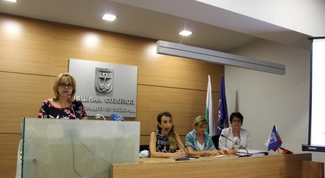 Експерти от МОСВ представиха пред жителите на община Созопол ползите