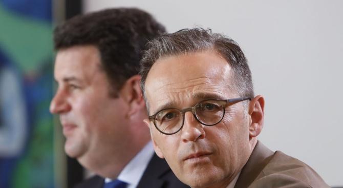 Германският външен министър Хайко Маас призова да се обърне повече