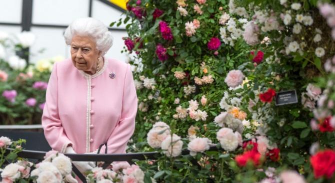 Снимка: Разкриха тайна на Елизабет II