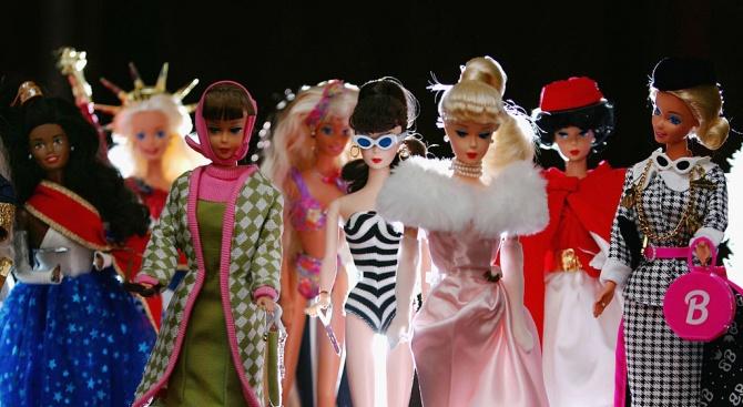 Снимка: Кукли Барби, вдъхновени от