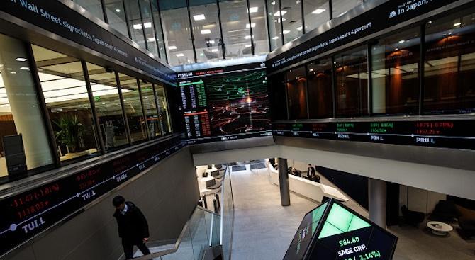 Снимка: Лондонската фондова борса претърпя най-дългото спиране на работа през последните 8 години