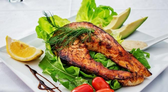 Снимка: Експерти препоръчват да се консумира риба срещу рак на дебелото черво