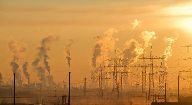 Американски учени установиха, ченаличието на високи нива назамърсители в градския