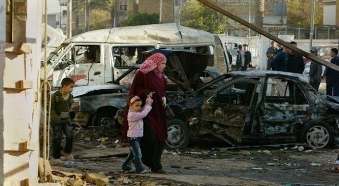 """Терористичната група """"Ислямска държава"""" пое отговорността за самоубийствения атентат срещу"""