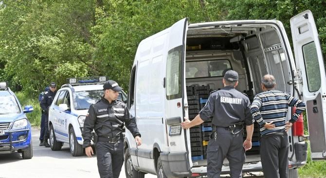 Снимка: ДНК проба потвърди, че Мартин е изнасилил и убил детето в Сотиря