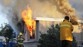 Пет деца загинаха при пожар в САЩ