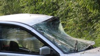 Катастрофа край Монтана, един мъж пострада
