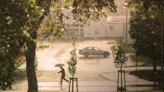 Двама души изчезнаха при наводнения в Швейцария