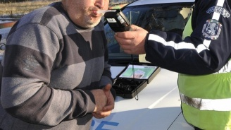 Спипаха перничанин за шофиране с рекордно количество алкохол