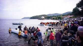 Рязък скок на мигранти в Гърция през последния месец