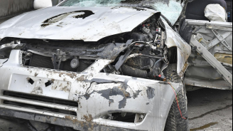Три катастрофи с ранени в Ямболско само за денонощие