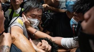 Хонконгското летище възобнови работа след двудневно прекъсване заради протестите