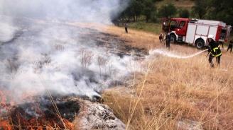 Сериозна опасност за пожари в 7 области на страната