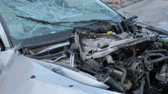 На територията на Област Пловдив са регистрирани най-много тежки пътни инциденти