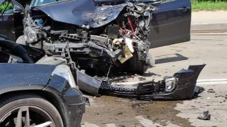 Катастрофа край Кърджали: 27-годишен пострада