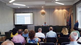 Общинското ръководство в Търговище представи годишен отчет