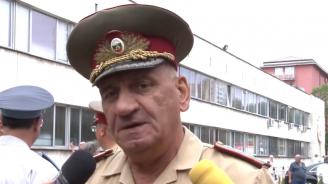 Ген. Боцев: Трябва да почитаме паметта на хората, загинали при спасяването на човешки животи