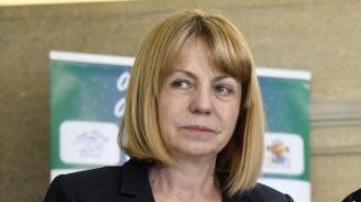 Фандъкова ще провери изграждането на футболно игрище и детски площадки