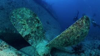 """Сероводородната зона на Черно море крие """"консервирани"""" кораби"""