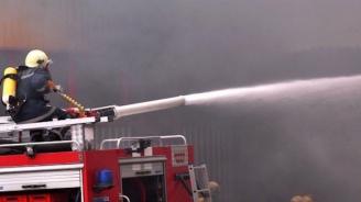 Джип се самозапали в движение и изгоря в прохода Предел