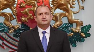 Румен Радев ще удостои военнослужещи с висше офицерско звание