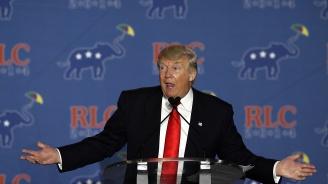 Доналд Тръмп: Подобрихме рекорд на Елтън Джон