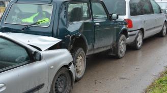 Верижна катастрофа край Кърджали: Един загина