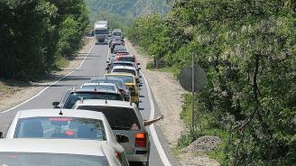 """Интензивен трафик на вход и изход на ГКПП """"Кулата"""""""
